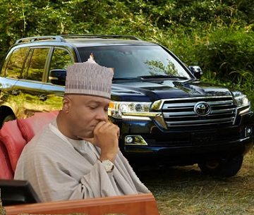 EXPOSED Saraki Allegedly Woos Colleagues With  N35m Car Gift Each To Help Repeal Laws That Indicts Him