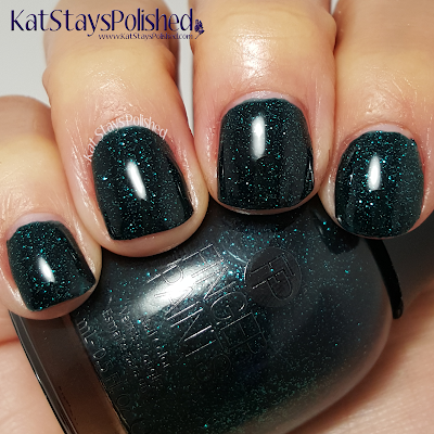 FingerPaints Once in a Wild - Exotic Emerald | Kat Stays Polished