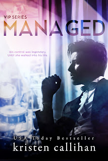 Managed (VIP #2) - Kristen Callihan [kindle] [mobi]