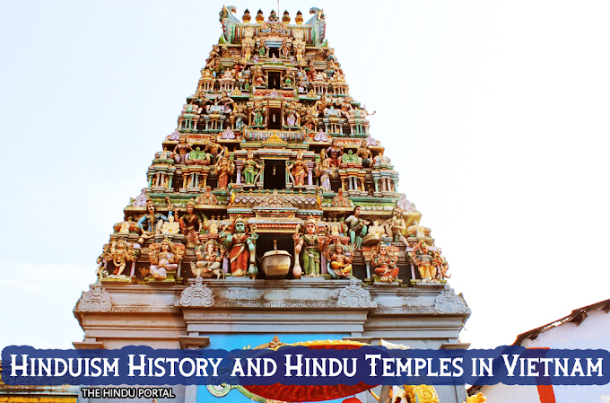 Hinduism History and Hindu Temples in Vietnam