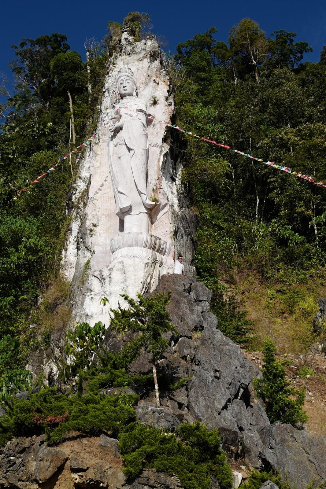 Je Tunnel Wat Koh Wanaram Wat Lp Koon Langkawi The