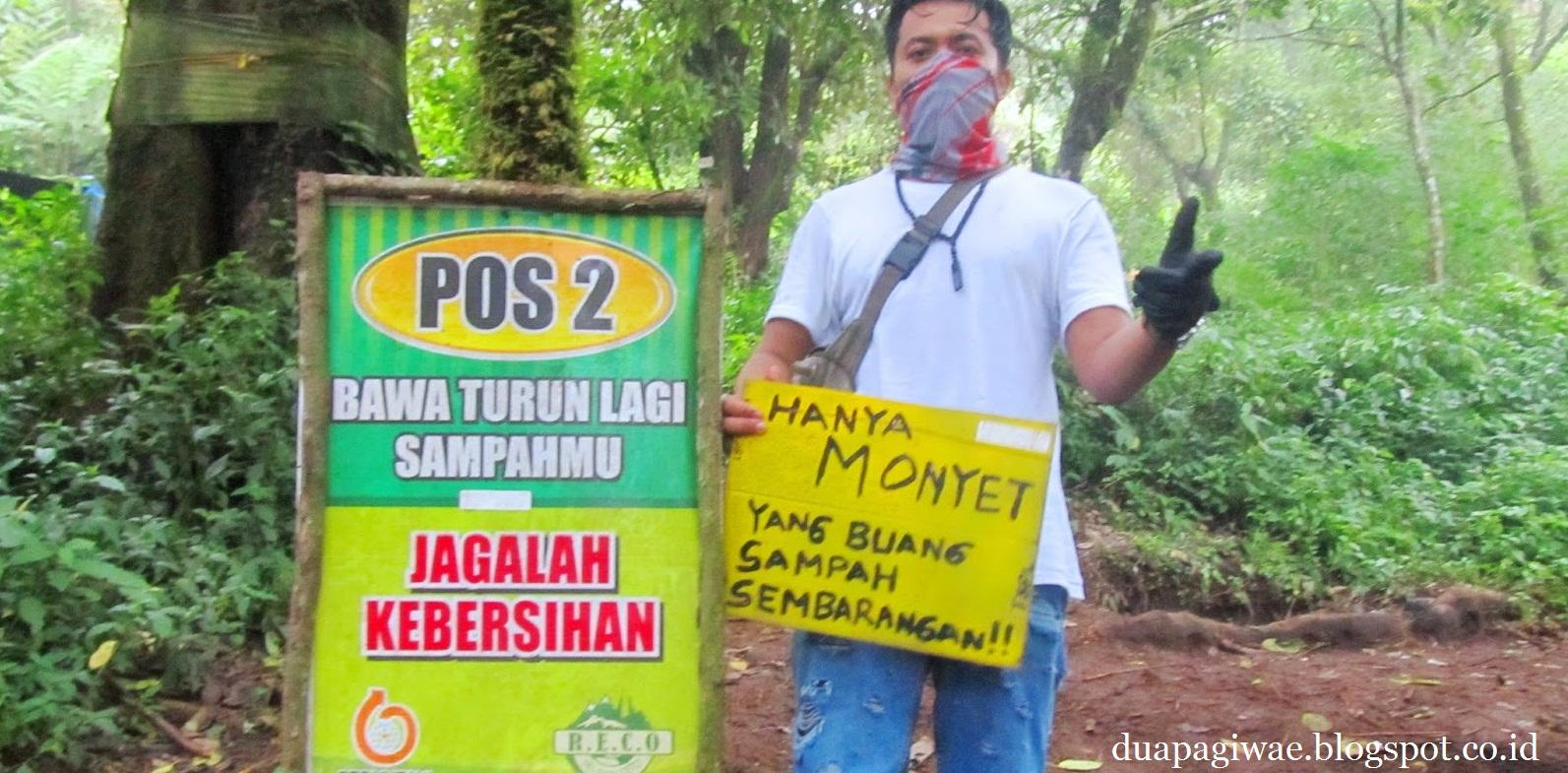 Info Lengkap Pendakian Gunung Lawu Via Candi Cetho Petani Adv