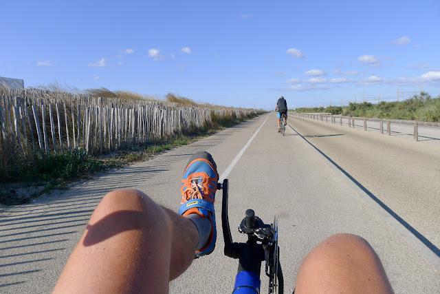 De Paris à Narbonne en vélo, Sète