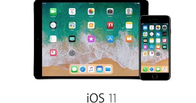 Cara Update iOS 11