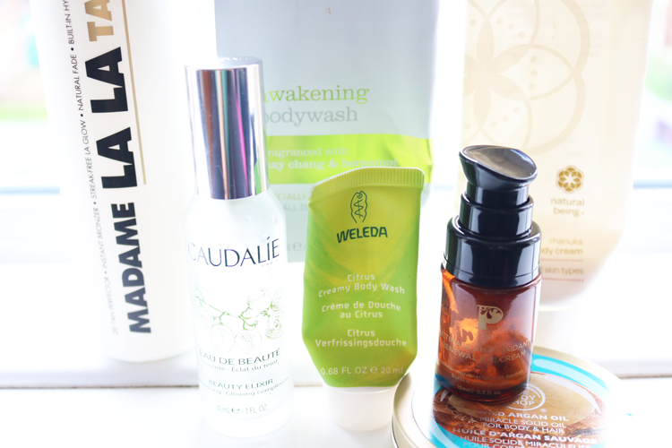 September Empties / Products I've Used Up