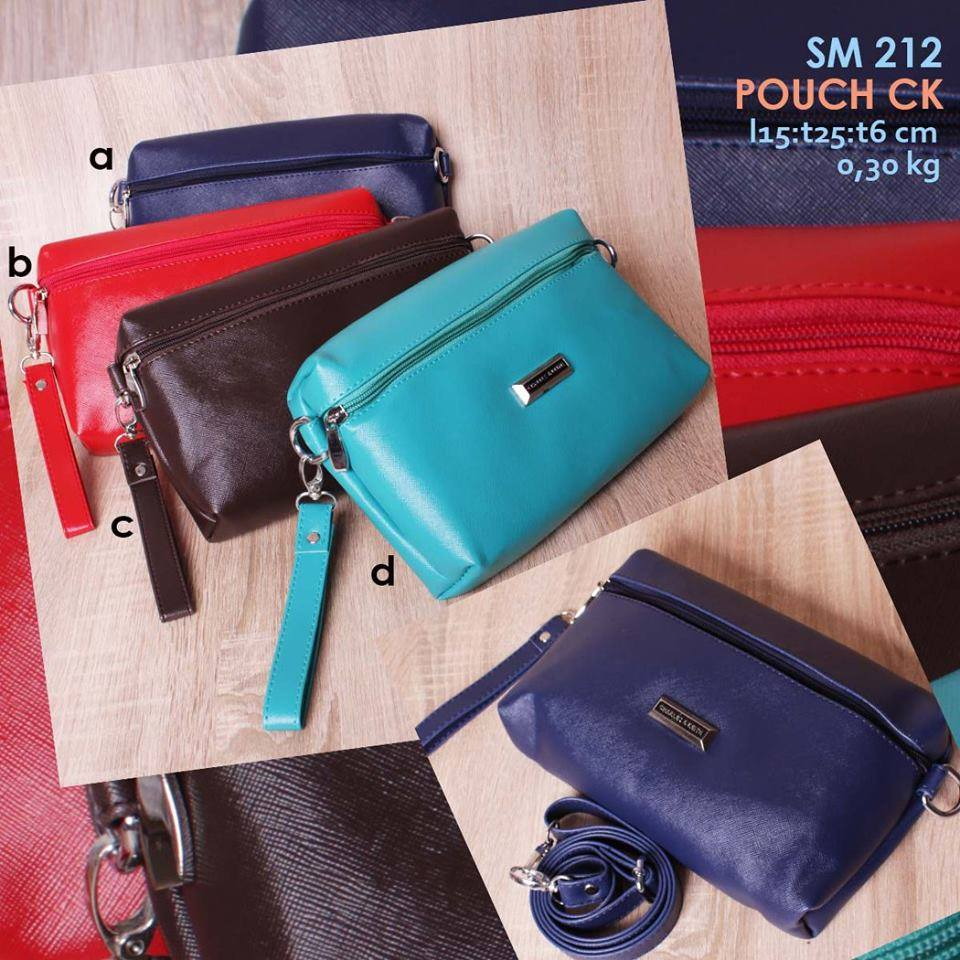 Jual Online Dompet Branded Charles and Keith Murah -  Pouch CK SM 212