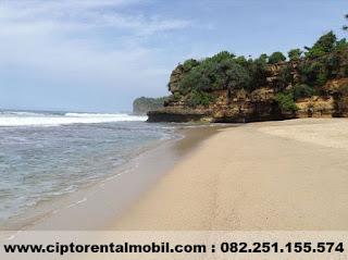 Pantai Tamban Malang, Pantai indah Malang, Pantai Malang Selatan, Pantai Pasir Putih, Pantai Ombak Tenang, Pantai Sepi