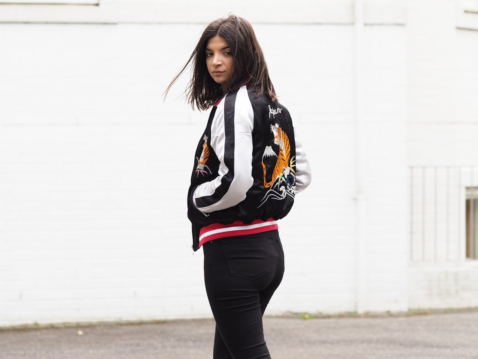 84db54654 The Reversible Bomber Jacket | Creepers and Cupcakes | Bloglovin'
