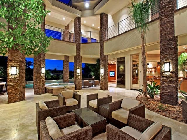 Tricked Out Mansions Showcasing Luxury Houses July 2014