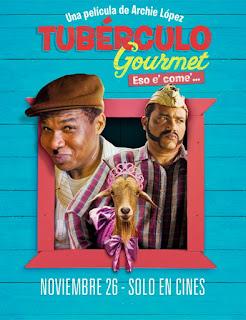 Tubérculo Gourmet película