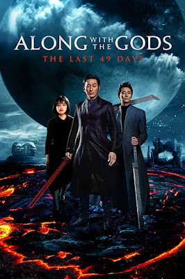 Along With The Gods The Last 49 Days 2018 DVD R1 NTSC Latino