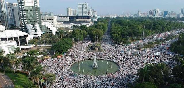 """""""Ada Orang Iseng Kasih Komando, Istana dan Jakarta Bisa Dibikin Berantakan"""""""