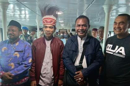 Bikin Merinding.. Ungkapan Ketua MUI Papua Ini Bikin yang Suka Persekusi Ustadz Abdul Somad Tersindir Telak