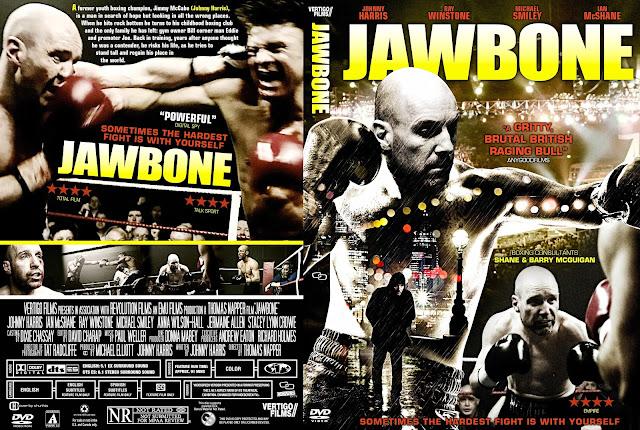 Jawbone DVD Cover