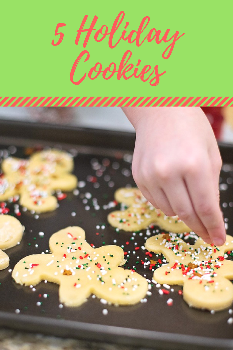 5 Holiday Cookies To Bake With Kids This Christmas