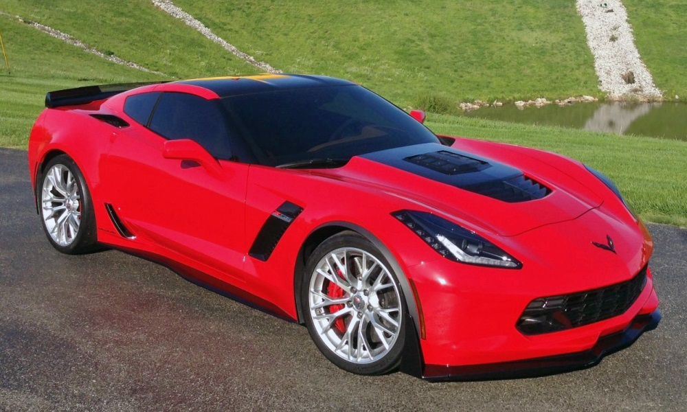 Callaway S 757hp Corvette C7 Z06 Hits 1 4 Mille In 10 5