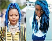 Inspiração: Box Braids - Cores e penteados