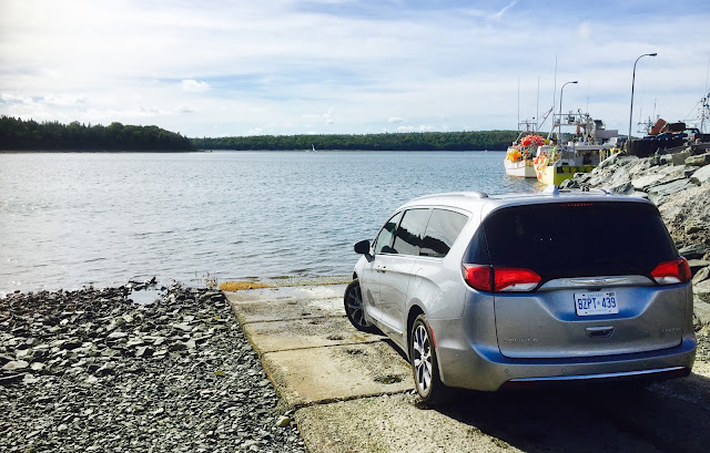 2017 Chrysler Pacifica Fisherman's Cove