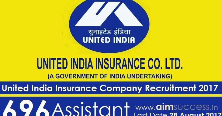 United India Insurance Company (UIIC) Recruitment 2017 ...