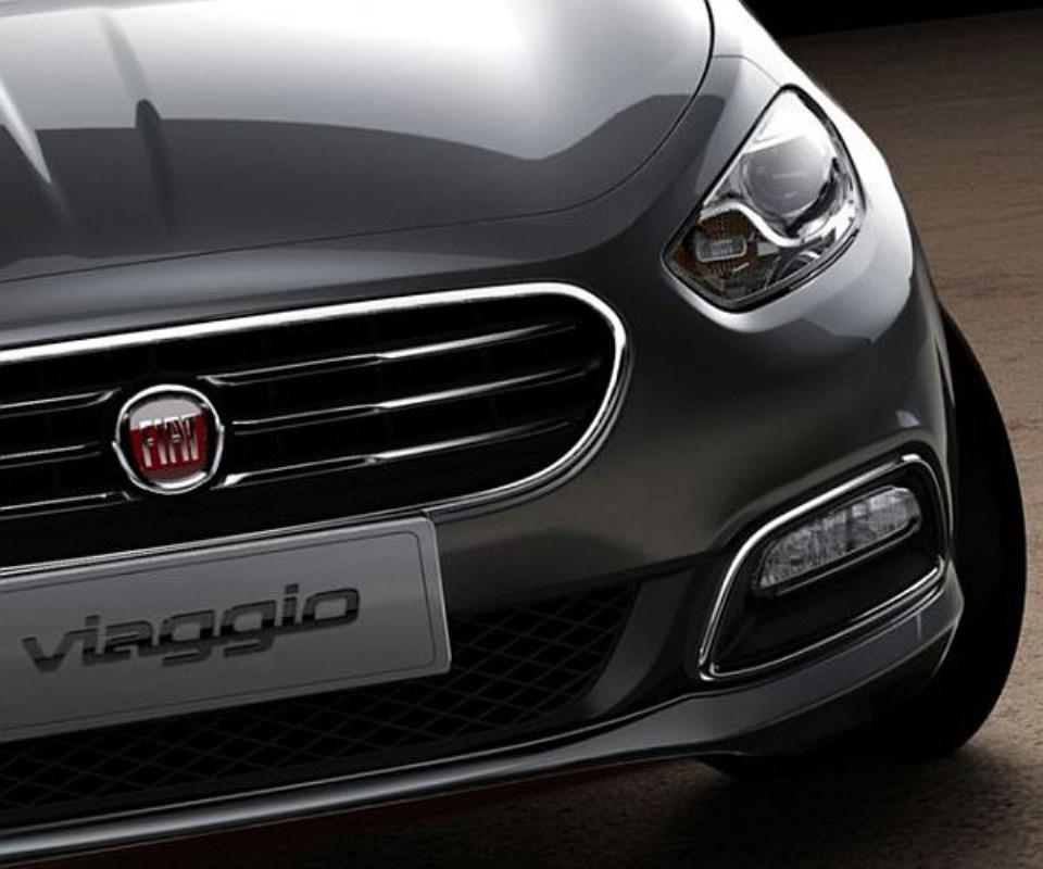 2014 Fiat Viaggio Wallpapers