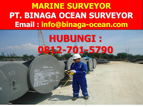 Marine Cargo Surveyor Indonesia: PT  Binaga Ocean Surveyor
