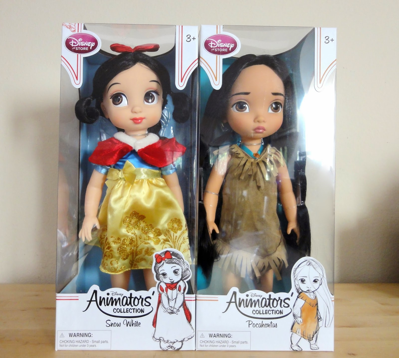 The Doll Wonders: Disney Animators' Collection Part II ...