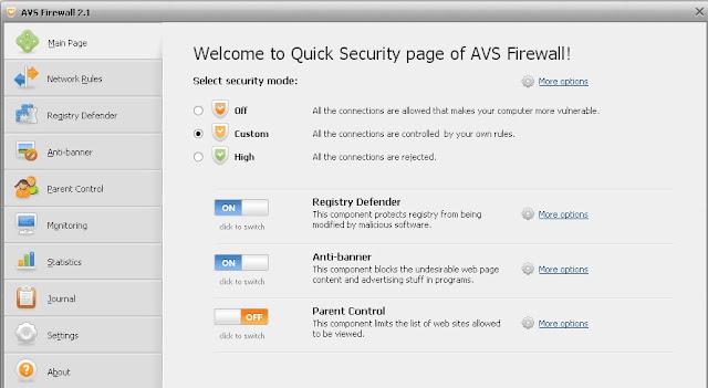 AVS-Firewall