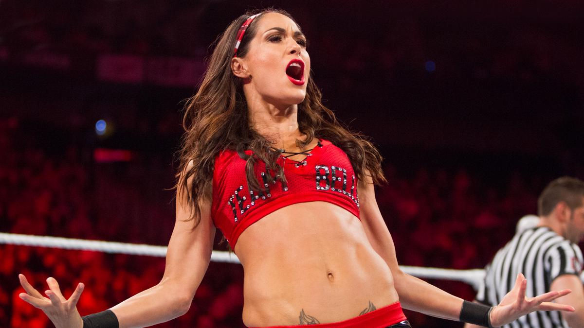 Brie Bella previu a gimmick 'Monday Night Messiah' de Seth Rollins