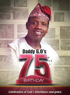75th Birthday of Daddy G. O