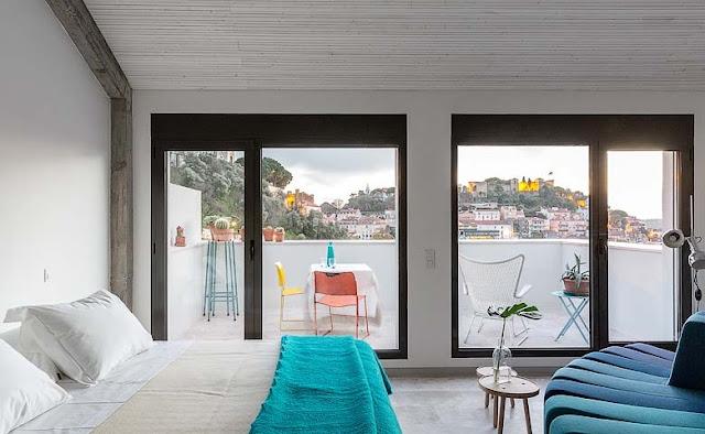bed and breakfast en Lisboa