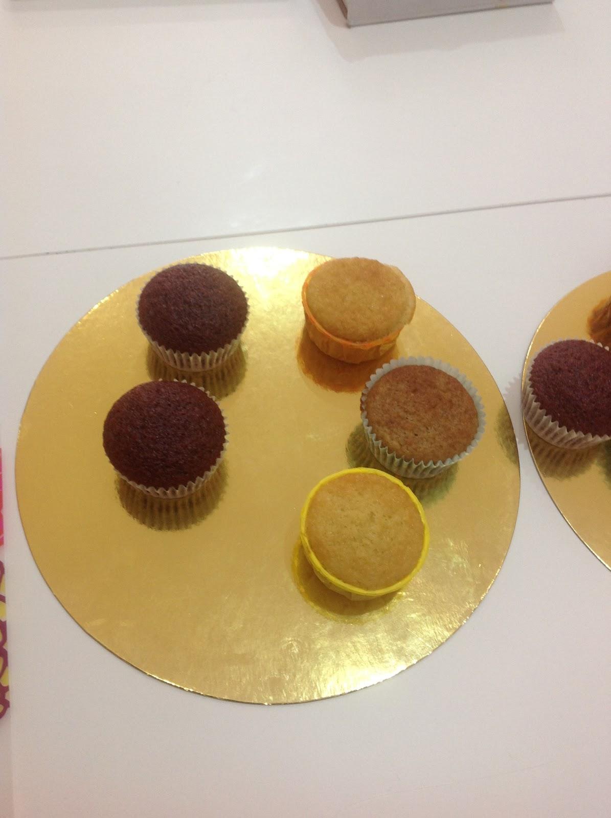 Soñando En Tecnicolor Decorar Cupcakes