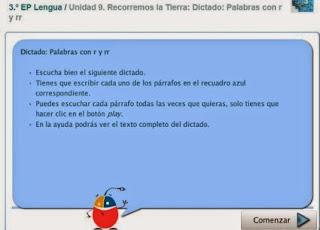 http://www.primaria.librosvivos.net/Dictado__Palabras_con_r_y_rr_1.html