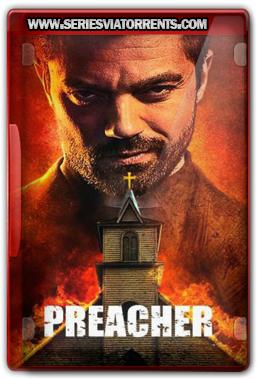 Preacher 1ª Temporada Dublado (2016) Torrent – BluRay 720p   1080p