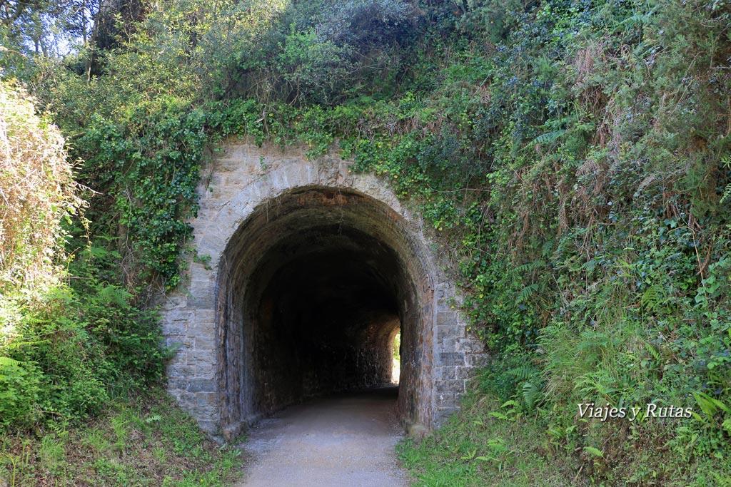 Túnel de la Senda Norte, Asturias
