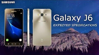 Specifications are revealed inwards the listing of the  Upcoming Android Phones of Samsung J6 in addition to J4 revealed