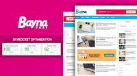 Bayna Fast Blogger Template adalah tema responsif yang dirancang dengan kecerdasan dan desain UX yang baik untuk semua perangkat seluler