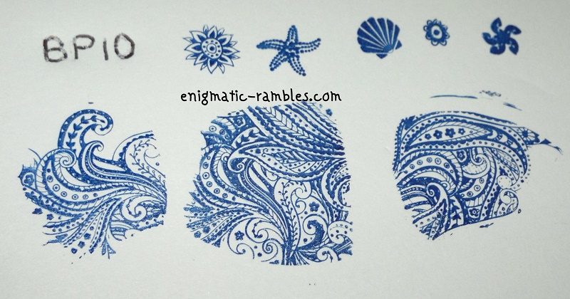 Born-Pretty-Store-BP10-BPS10-Stamping-Plate