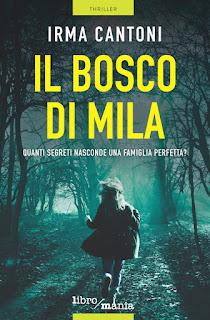 copertina Il bosco di Mila