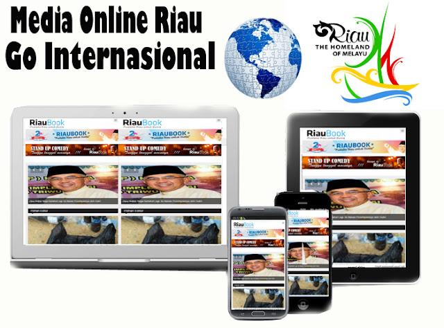 Media Online Riau Go Internasional dalam Perspektif Mahasiswa