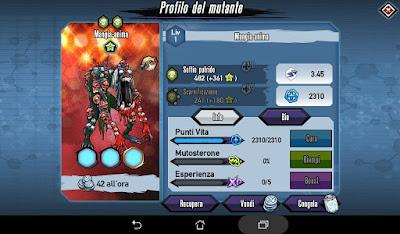 Mutants: Genetic Gladiators Breeding video N°257 (Soul Eater - Zombie)