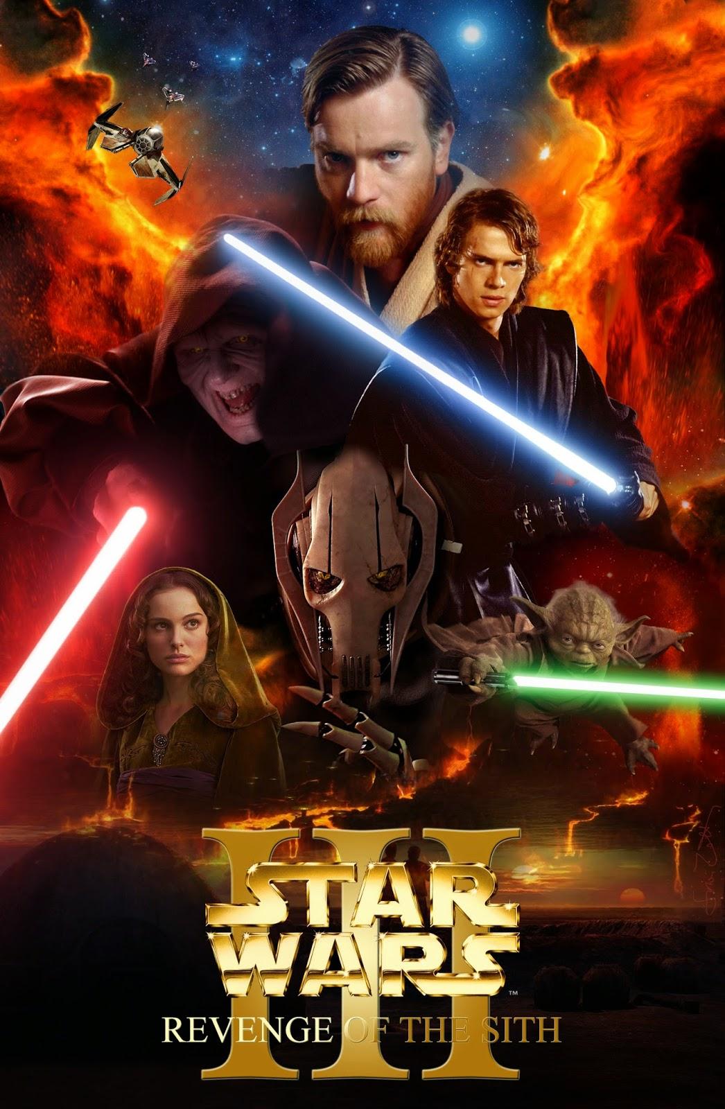 Star Wars Episode 3 Revenge of the Sith สตาร์ วอร์ส เอพพิโซด 3 ซิธชำระแค้น [HD]