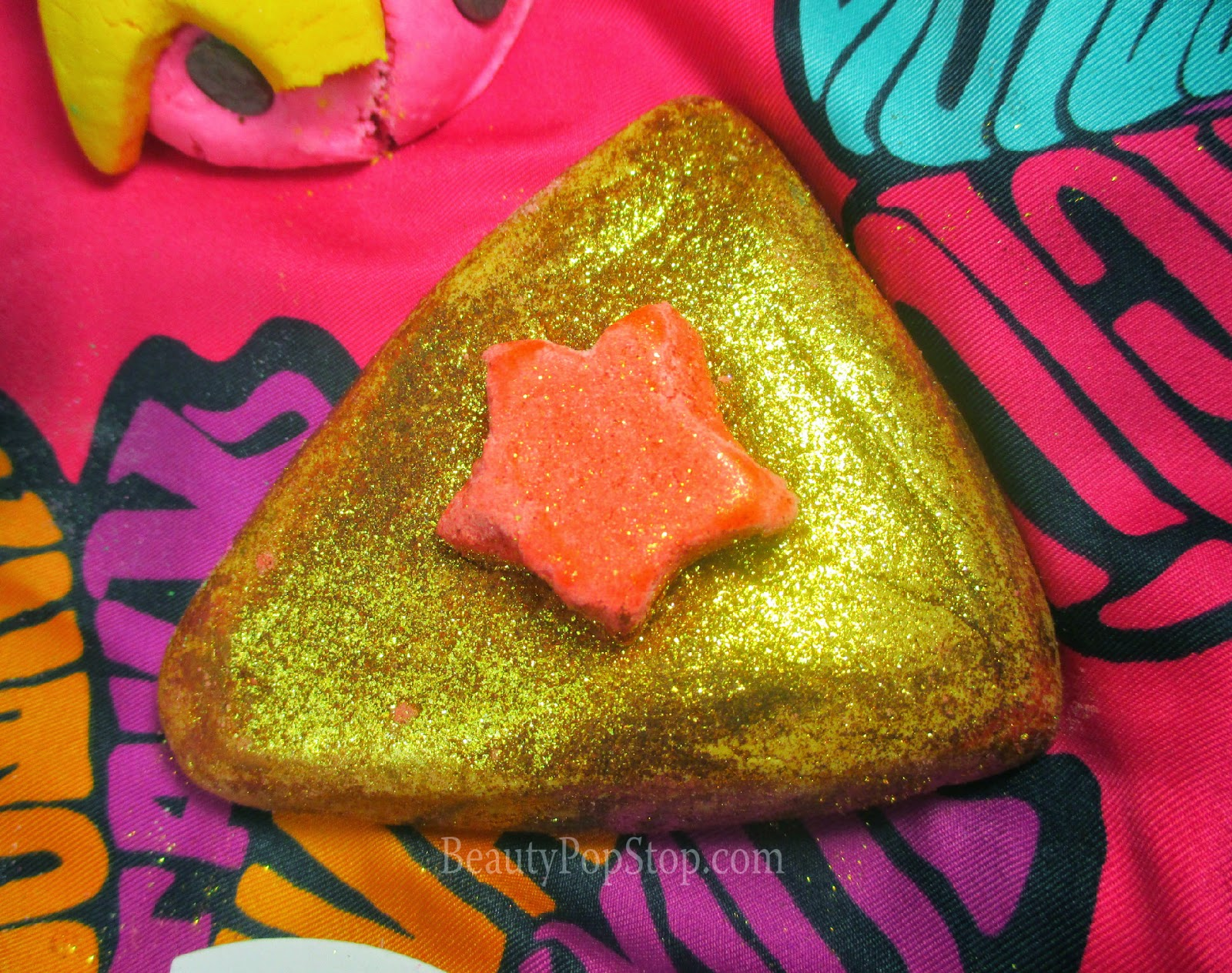 lush wonder woohoo bubble bar review
