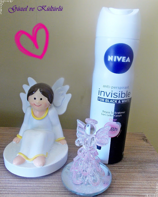 Nivea Invisible For Black&White Deodorant