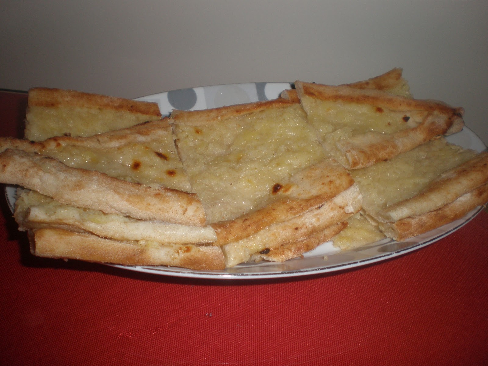 Şekerli peynir böreği