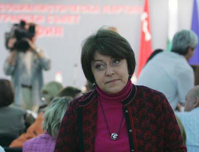 Татяна Дончева изрази задоволство, че Движение 21 има 49% подкрепа от членовете на БСП
