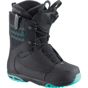 Ivy Snowboard Boot for Women - Black