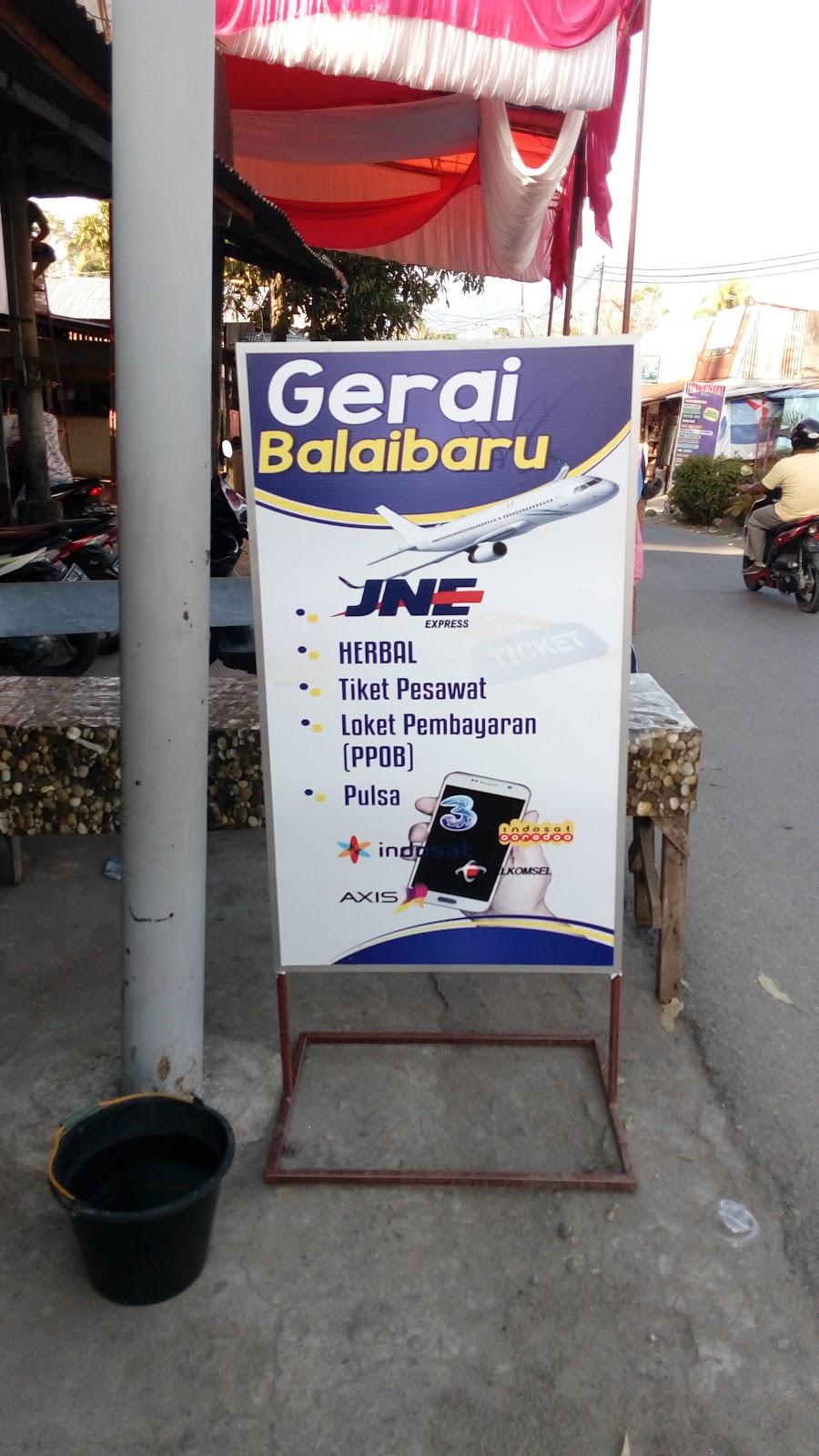 Agen Jne Balai Baru Online Wilayah Gunung Sarik Sungai Sapih Kalumbuk Siteba