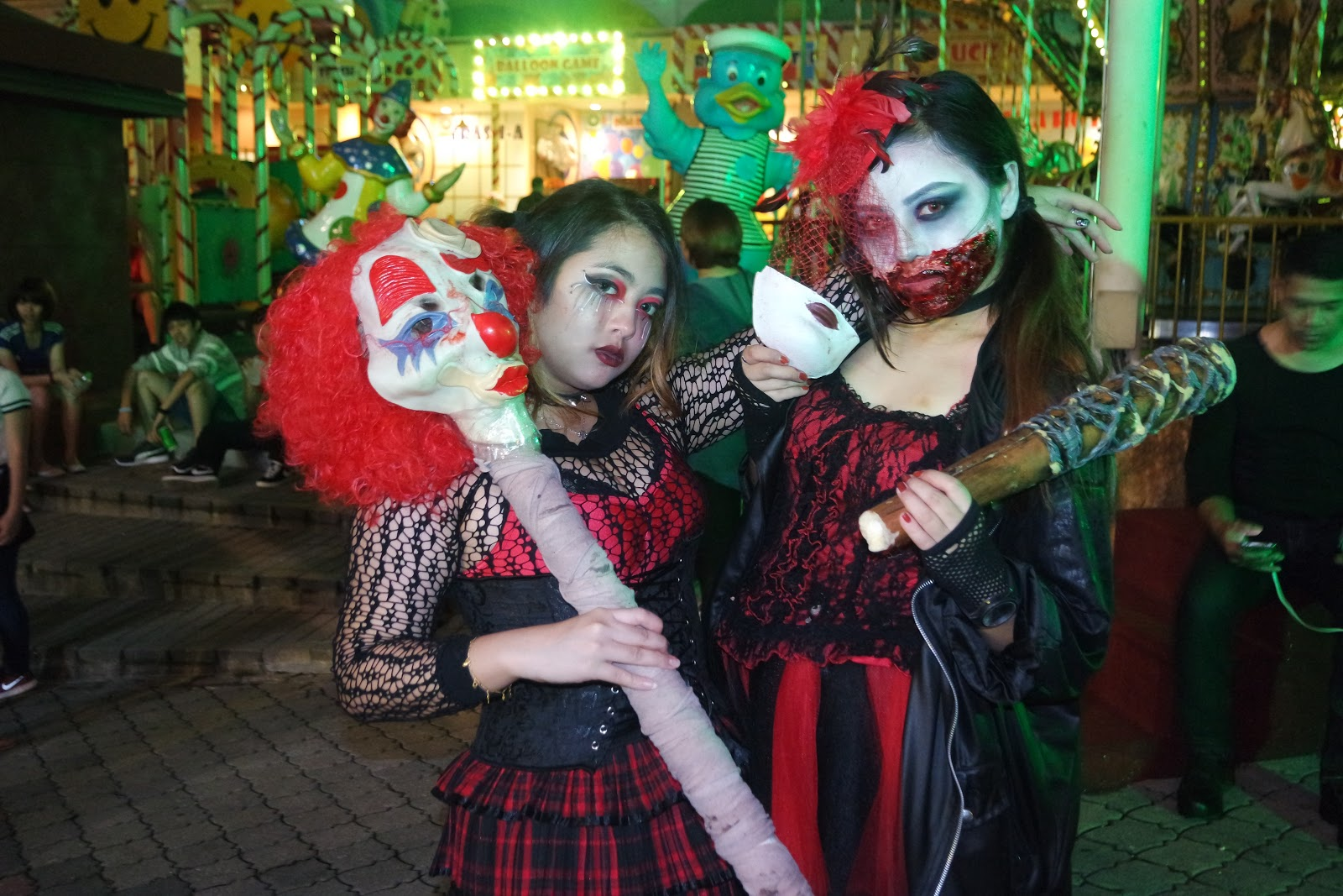 ENTERTAINMENT, HIBURAN, NIGHTS OF FRIGHT 5, SUNWAY LAGOON,