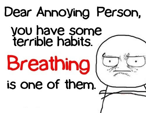 Annoying People Sayings And Quotes