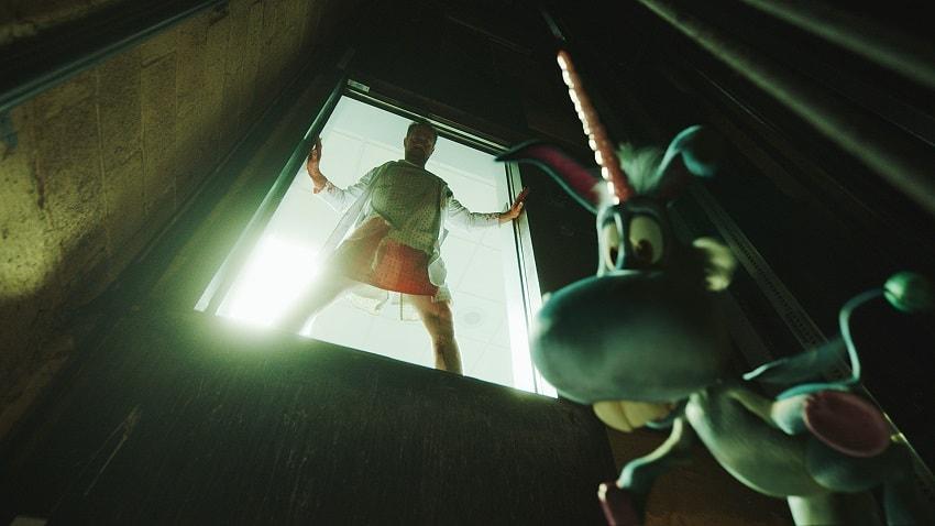Хэппи!, Happy!, сериал, фантастика, летающий синий единорог, второй сезон будет